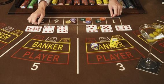 online casino bacarrat