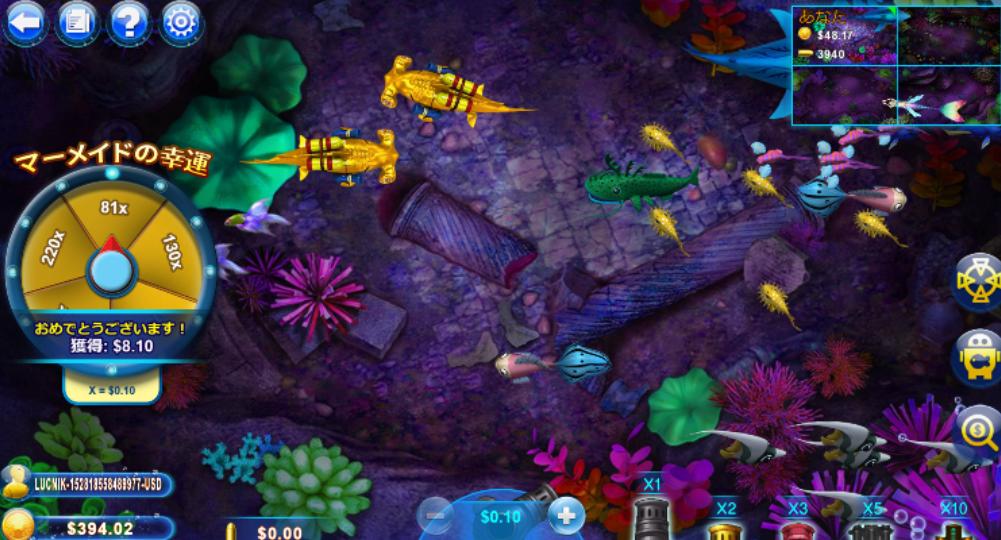 fishcatch online casino slot